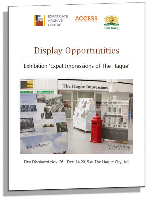 Exhibition Display Opportunities